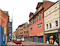 J3374 : The disguised North Street Arcade, Belfast - April 2014(2) by Albert Bridge