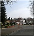 SP0792 : Kingstanding, Epwell Road Epwell Grove Junction by Roy Hughes