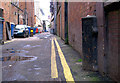 J3373 : Wall protector, Belfast by Rossographer