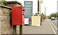 J3685 : Postbox BT38 305, Greenisland by Albert Bridge