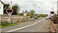 D0605 : Cullybackey North level crossing (April 2014) by Albert Bridge