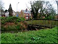 SU8991 : Bridge over the River Wye by Bikeboy