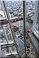 TQ3280 : View from The Shard, London SE1 by Christine Matthews