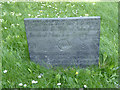 SK8043 : Belvoir Angel gravestone, Staunton by Alan Murray-Rust
