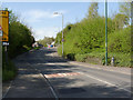 SK5447 : Moor Road, Bestwood by Alan Murray-Rust