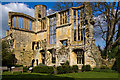 SP0327 : Sudeley Castle: the Banqueting Hall ruins by Mike Searle