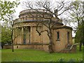 SJ4160 : Eaton Hall Parrot House by Paul Brooker