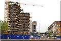 "J3374 : Block ""B"", University of Ulster site, Belfast - April 2014(10) by Albert Bridge"