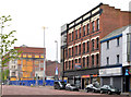 J3374 : Nos 48-52 York Street, Belfast (April 2014) by Albert Bridge