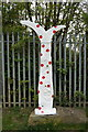 SE2023 : National Cycle Network Marker Post by Ian S