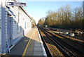 TQ9243 : South Eastern Main Line, Pluckley Station by N Chadwick