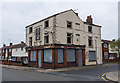 SJ3494 : Disused public house by William Starkey