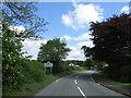 SJ5171 : Entrance to Manley by Alex McGregor
