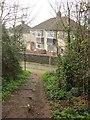 ST5277 : Severn Way at Penpole Lane by Derek Harper