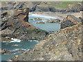 SW8572 : North Cornish coast : Week 18