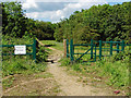 TQ0375 : The Heathrow Biodiversity Site by Alan Hunt