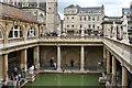 ST7564 : Roman Baths by Kim Fyson