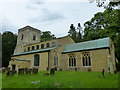 SP6737 : St. Mary's church, Stowe by pam fray