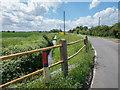 TL4766 : Green End by Cardyke Farm by Kim Fyson