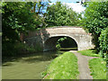 SP8830 : Bridge 102, Grand Union Canal by Robin Webster