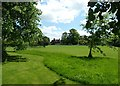 SP9019 : Mentmore - view across The Green by Rob Farrow
