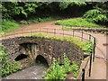 ST5678 : Bridge over Hazel Brook by Derek Harper
