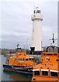 J5980 : Two lifeboats at Donaghadee : Week 22