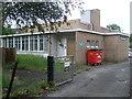 TQ0277 : Colnbrook Telephone Exchange by David Hillas