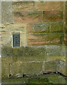 SK6456 : Flush bracket bench mark, St Michael's Church, Farnsfield by Alan Murray-Rust