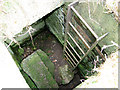 TG1014 : Attlebridge Battle headquarters - escape hatch by Evelyn Simak