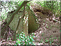 TG1113 : Entrance to an air raid shelter by Evelyn Simak