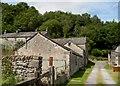 SD4686 : Rawsons farmstead by Christopher Hall