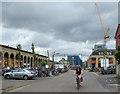 TL4657 : Cambridge Station forecourt : Week 26