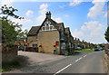 SP1039 : The New Inn, Willersey by Des Blenkinsopp