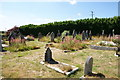 SW6721 : Cemetery in Cury by Bill Boaden