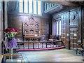 SD8530 : Towneley Hall Chapel by David Dixon