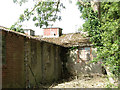 TM2690 : Ex-RAF buildings on Communal site A by Evelyn Simak