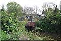 TR1234 : West Hythe Bridge by N Chadwick