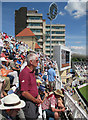 SK5838 : Trent Bridge: Test Match crowd : Week 27