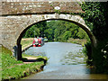 SJ6833 : Tyrley Castle Bridge south-east of Market Drayton, Shropshire : Week 27