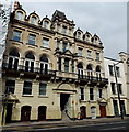 ST1876 : Former Grand Hotel, Cardiff by Jaggery