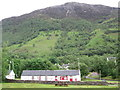 NN1861 : The Old Post Office at Kinlochleven by Peter S