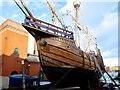 ST5772 : Bristol boats 37 by Anthony O'Neil