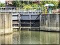 SU9974 : Old Windsor Lock, River Thames by David Dixon