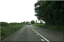 SP7309 : Aylesbury Road to Thame by Steve Daniels