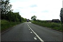 SP7309 : The A418 to Thame by Steve Daniels