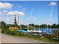 SP3904 : This one's for sailing by Des Blenkinsopp