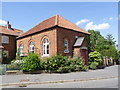 SK7761 : Former Wesleyan Methodist Chapel, Norwell by Alan Murray-Rust