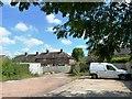 SP0679 : Parking behind 54-56 Brandwood Park Road by Alex McGregor