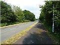 SJ9204 : East along Brookhouse Lane by Richard Law